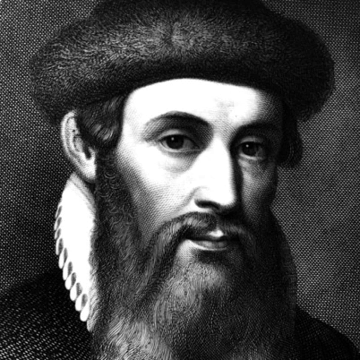 Johannes Gutenberg Printing Press Inventions Facts Biography