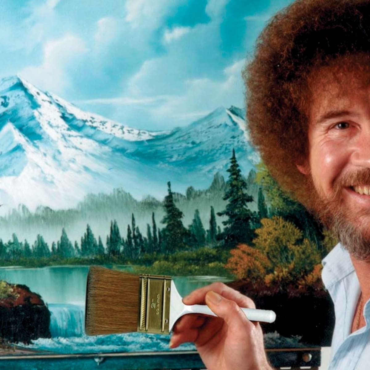 Bob Ross 13 Facts About The Iconic Painter Biography