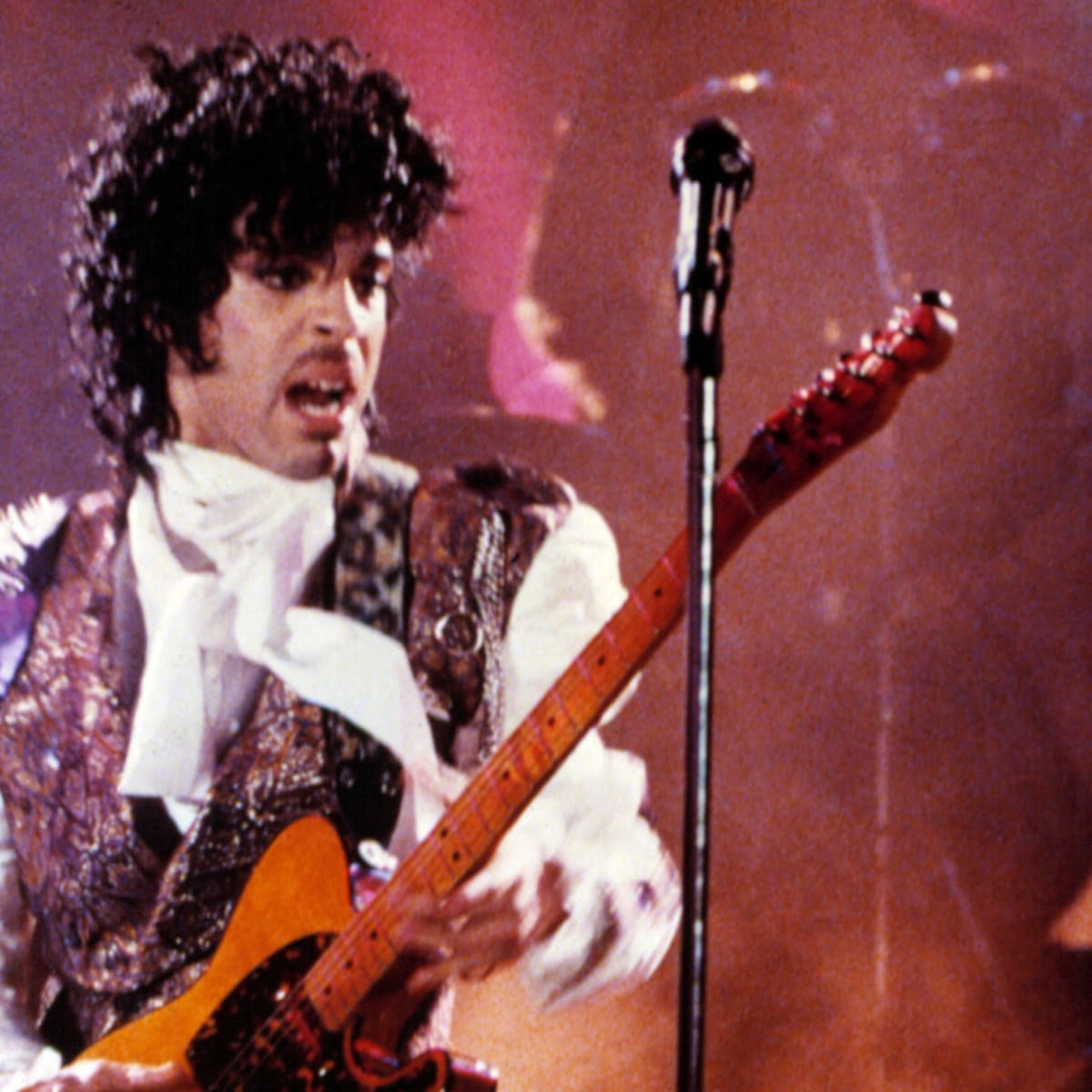 Prince Never Acted Before Purple Rain Then He Became A Household Name Biography