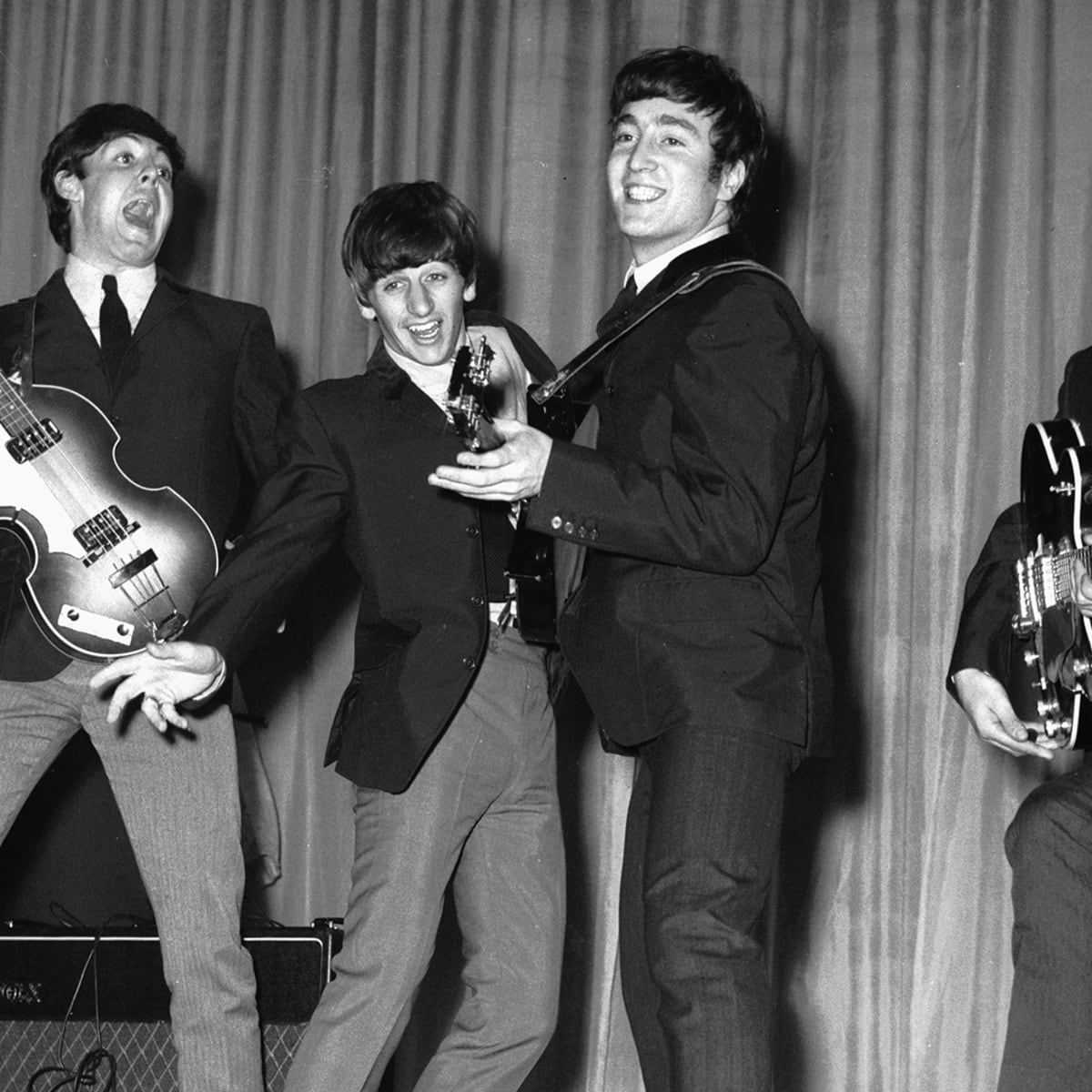 How The Beatles Got Together And Became The Best Selling Band Of