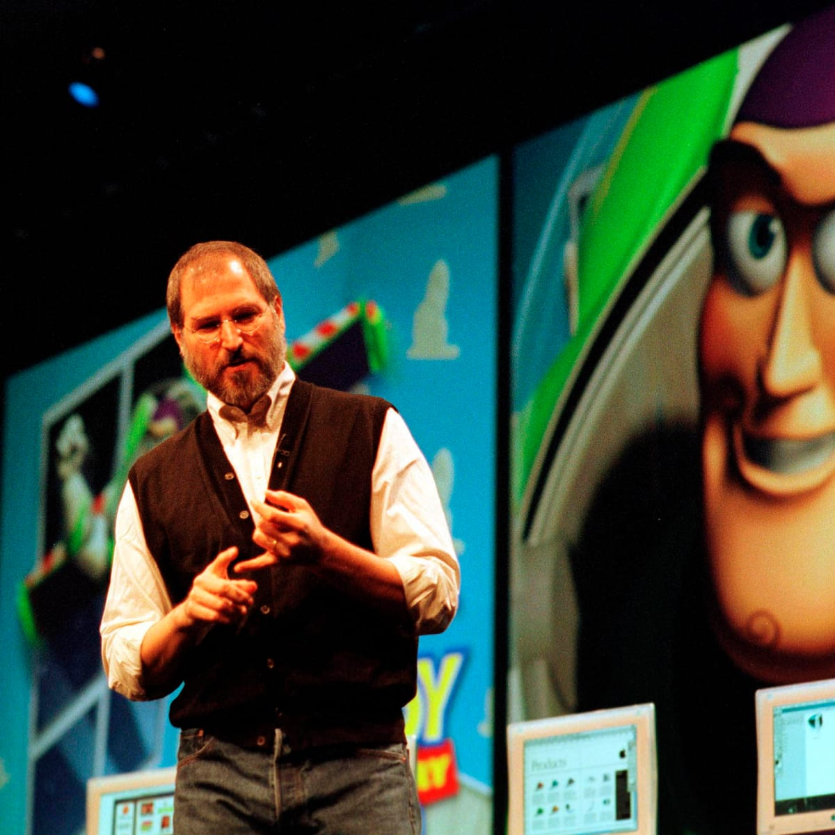 How Steve Jobs Changed The Course Of Animation Biography