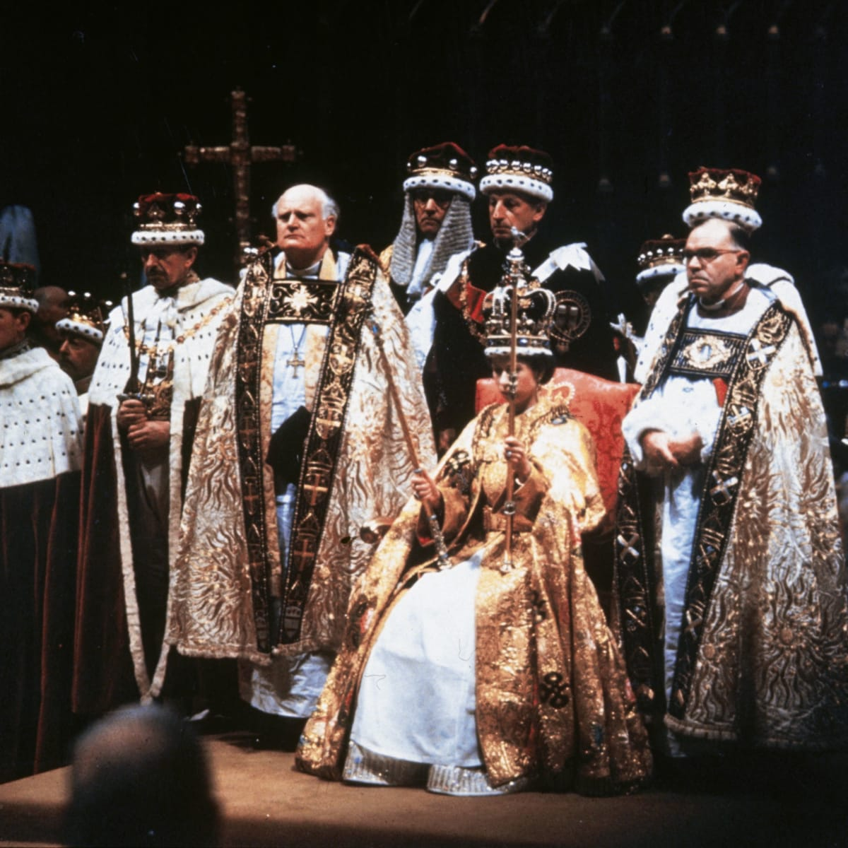 14++ Queen Elizabeth Coronation Date