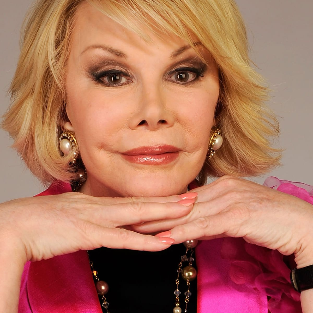 How Joan Rivers Bounced Back After Late