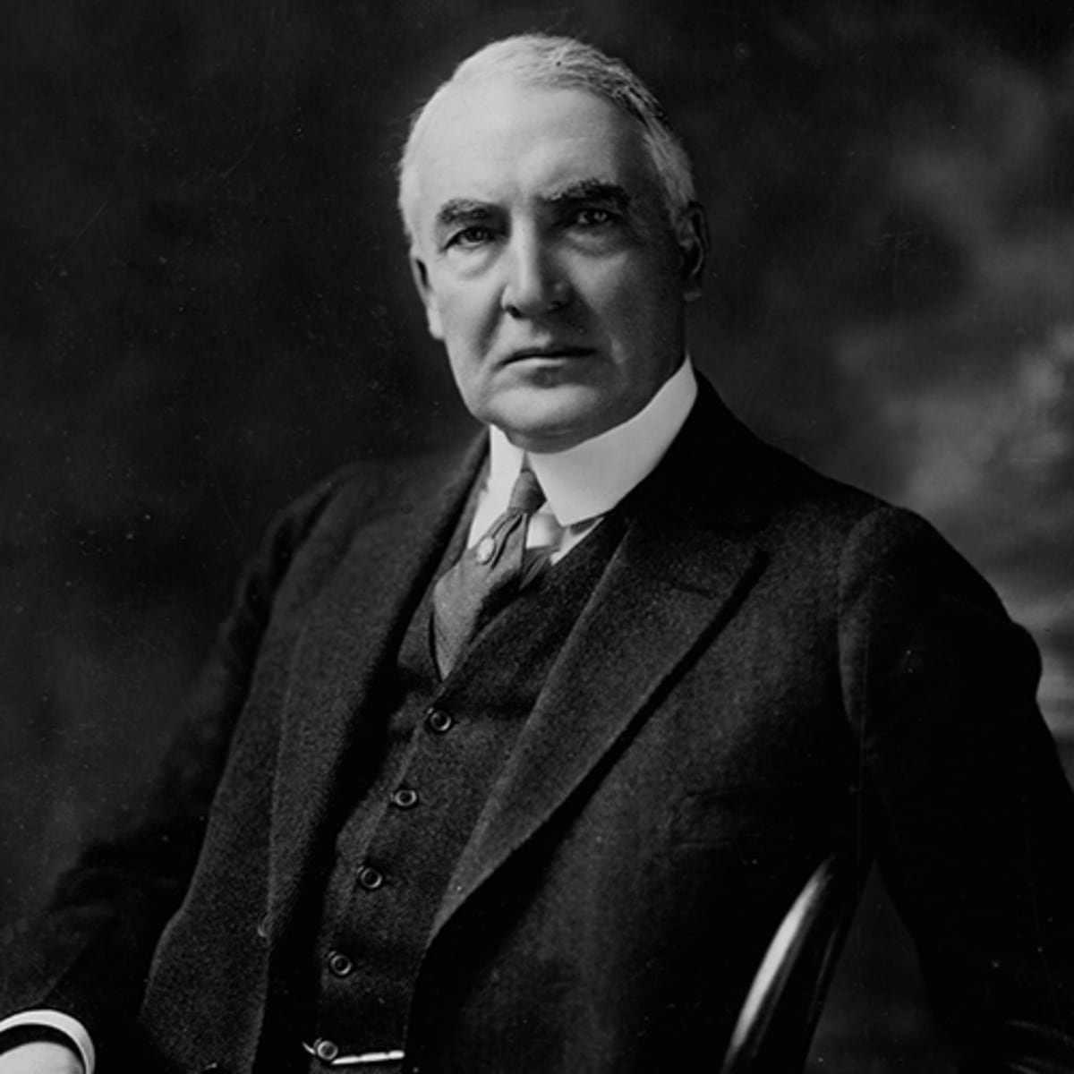 Warren G Harding Facts Political Party Presidency Biography