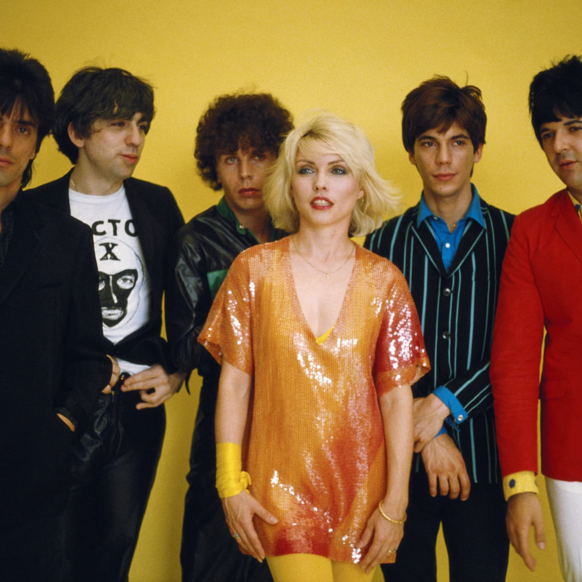 Blondie Recorded 'Autoamerican' to Help 'Resolve Racial Tensions' by Crossing Musical Genres - Biography