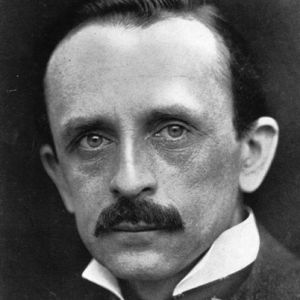 Jm barrie biography