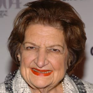 helen thomas television personality journalist biography