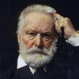 victor hugo poet playwright author biography