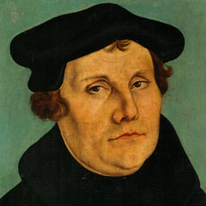 Martin Luther Theology Life Facts Biography