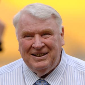 John Madden Television Personality Coach Biography