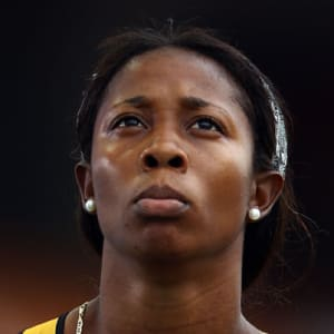 1fe083ee641d Quick Facts. Name  Shelly-Ann Fraser-Pryce