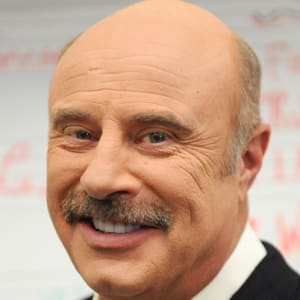 Dr  Phil McGraw - Talk Show Host - Biography