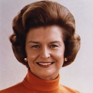 Image result for betty ford photo