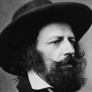 Alfred tennyson biography