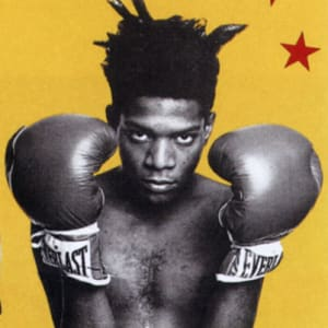 Image result for jean michel basquiat death