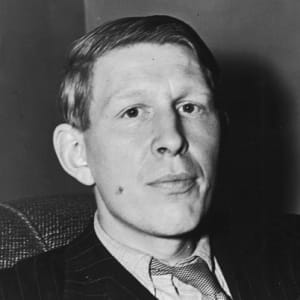 w h auden playwright poet author biography