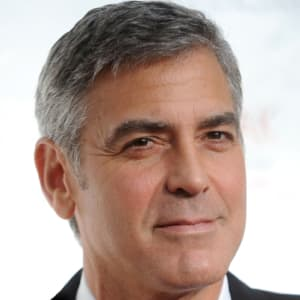 George Clooney Actor Film Actor Television Actor Activist