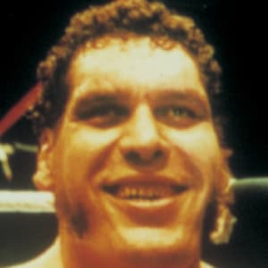 Andre The Giant Actor Film Actor Athlete Biography