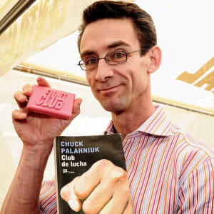Image result for palahniuk chuck