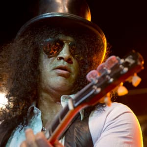 Slash - Guitarist - Biography