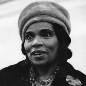 Marian Anderson Songs Facts Life Biography