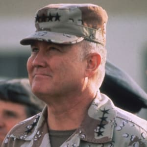 Norman Schwarzkopf - General - Biography