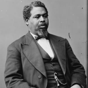 Photograph of Robert Smalls from Biography.com