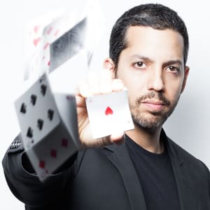 David Blaine (Illusionist)