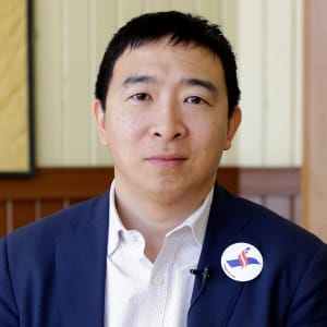 Andrew Yang Policies Wife 2020 Biography
