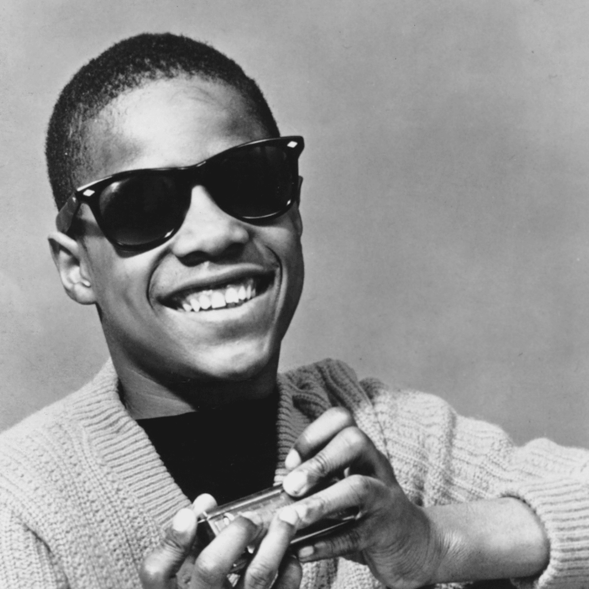 How Stevie Wonder Lost His Sight - Biography