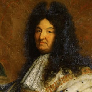 Where was king louis xiv born