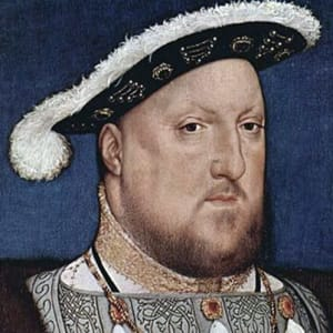 was king henry viii liked