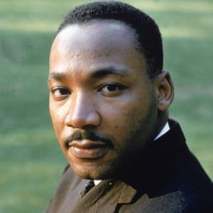 martin luther king jr early life