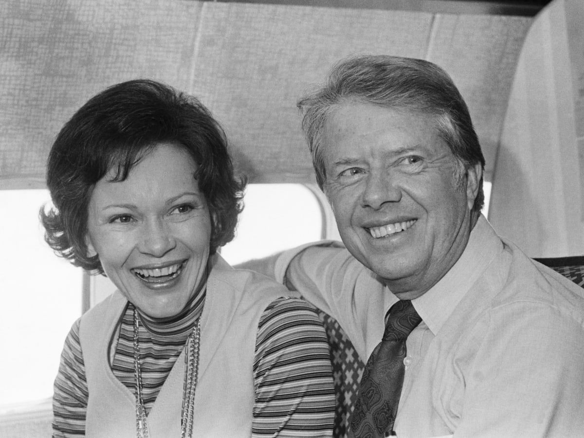 Jimmy And Rosalynn Carter S Love Story From Small Town Sweethearts To The White House Biography