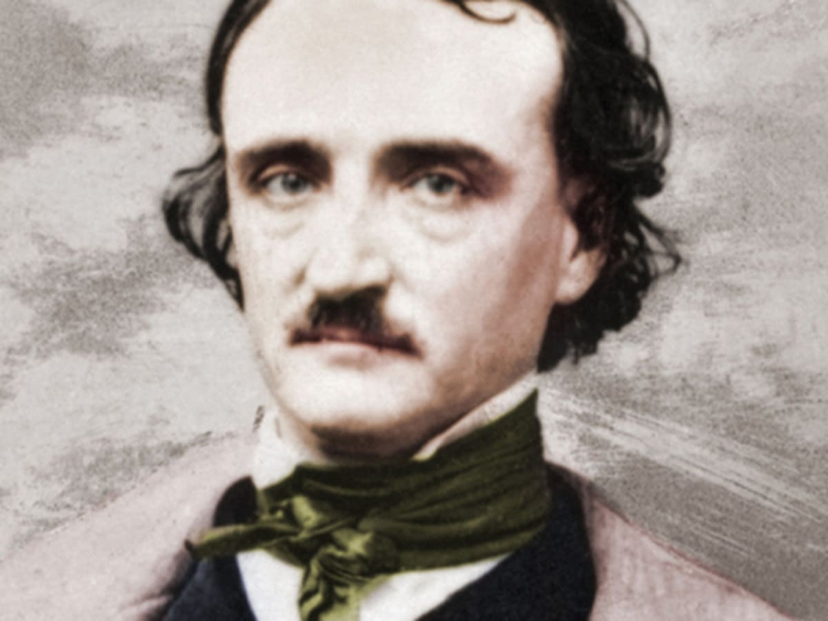 Poe poems about death