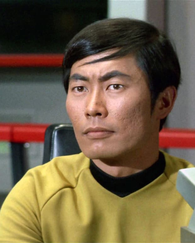 George Takei Star Trek Photo
