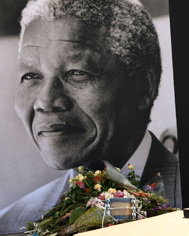 Nelson Mandela Tributes In Quotes Biography