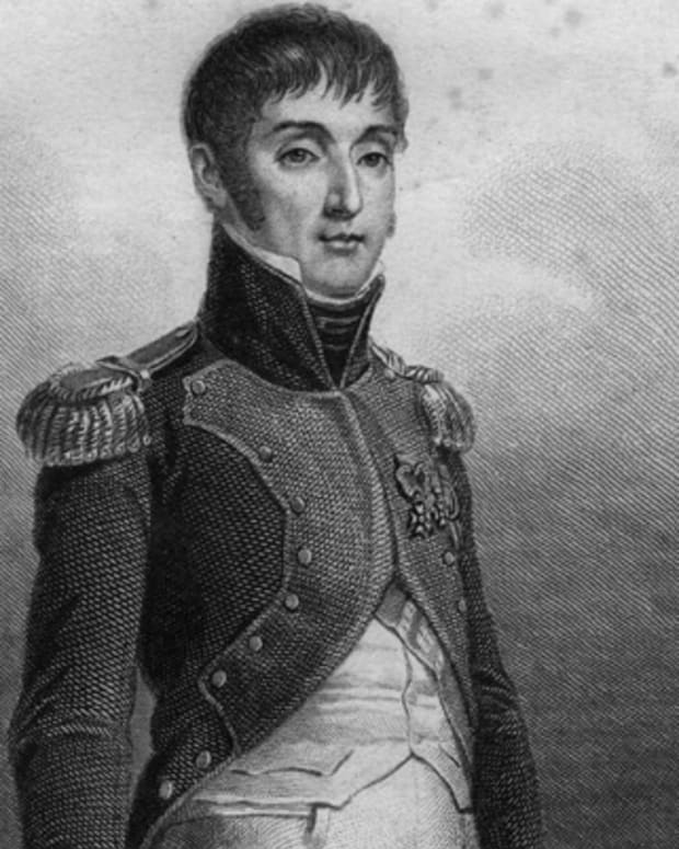 a biography of napoleon bonaparte a military leader in france Napoleon bonaparte (1) 1 napoleon bonaparte 2 napoleon bonaparte was a military general and first emperor of france, napoleon bonaparte was born on august 15, 1769, in ajaccio, corsica, france one of the most celebrated leaders in the history of the west, he revolutionized military organization and training, sponsored.