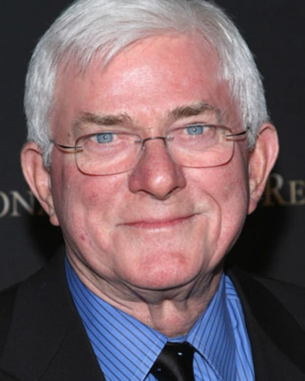 Phil Donahue Photo