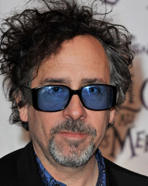 Tim Burton in 2010 Photo by Pascal Le Segretain/Getty Images