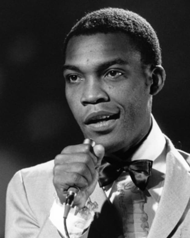 UNITED KINGDOM - JANUARY 01:  TOP OF THE POPS  Photo of Desmond DEKKER  (Photo by Ivan Keeman/Redferns)
