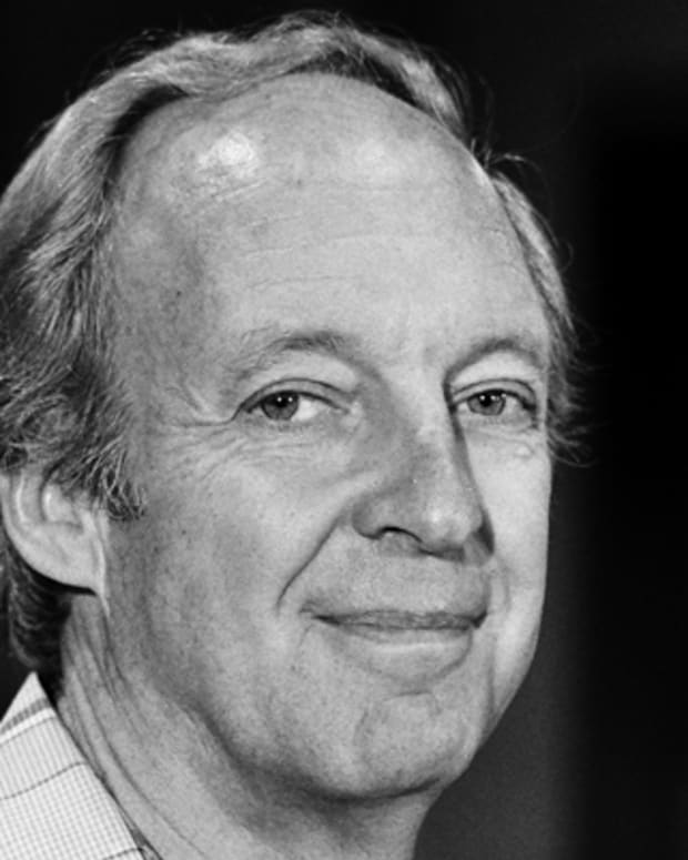 DIFF'RENT STROKES -- 'Arnold's Girlfriend: Part 1 & 2' Episode 1 &2 -- Pictured: Conrad Bain as Philip Drummond  (Photo by Paul Drinkwater/NBC/NBCU Photo Bank via Getty Images)