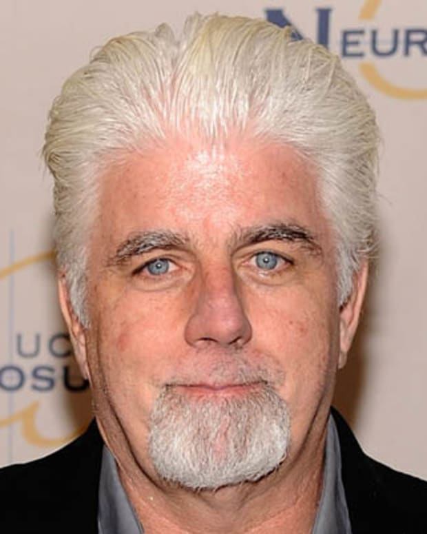 BEVERLY HILLS, CA - OCTOBER 01:  Musician Michael McDonald arrives at the 2009 UCLA Department of Neurosurgery's Visionary Ball on October 1, 2009 in Beverly Hills, California.  (Photo by Frazer Harrison/Getty Images) *** Local Caption *** Michael McDonald