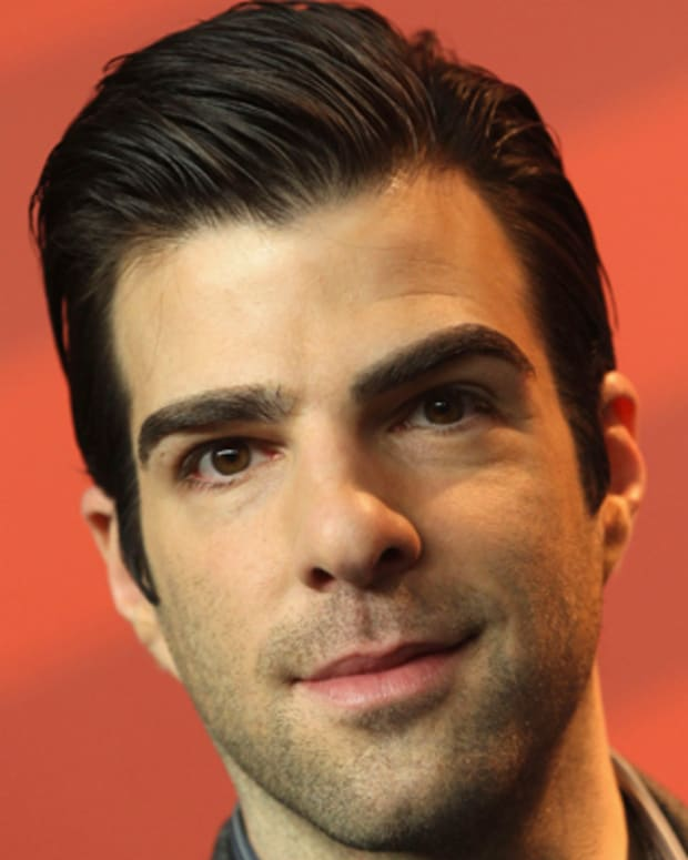 BERLIN, GERMANY - FEBRUARY 11:  Actor Zachary Quinto attends the 'Margin Call' press conference during day two of the 61st Berlin International Film Festival at the Grand Hyatt on February 11, 2011 in Berlin, Germany.  (Photo by Sean Gallup/Getty Images) *** Local Caption *** Zachary Quinto