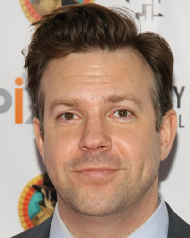 NEW YORK, NY - MARCH 04:  Actor Jason Sudeikis attends Amnesty International's Secret Policeman's Ball 2012 at Radio City Music Hall on March 4, 2012 in New York City.  (Photo by Neilson Barnard/Getty Images for Amnesty International)