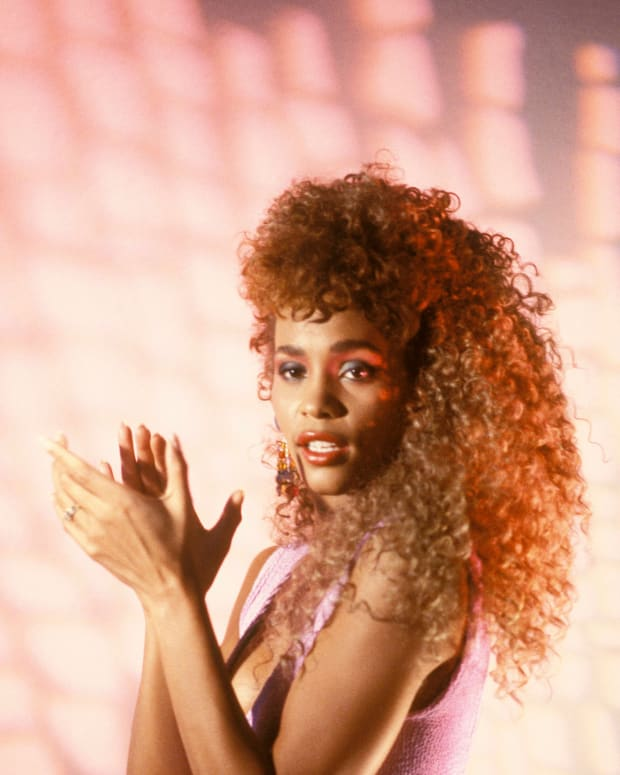 Whitney Houston Photo Gallery: