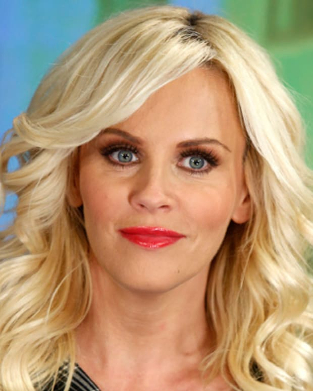 TODAY -- Pictured: Jenny McCarthy appears on NBC News' 'Today' show -- (Photo by: Peter Kramer/NBC/NBC NewsWire)