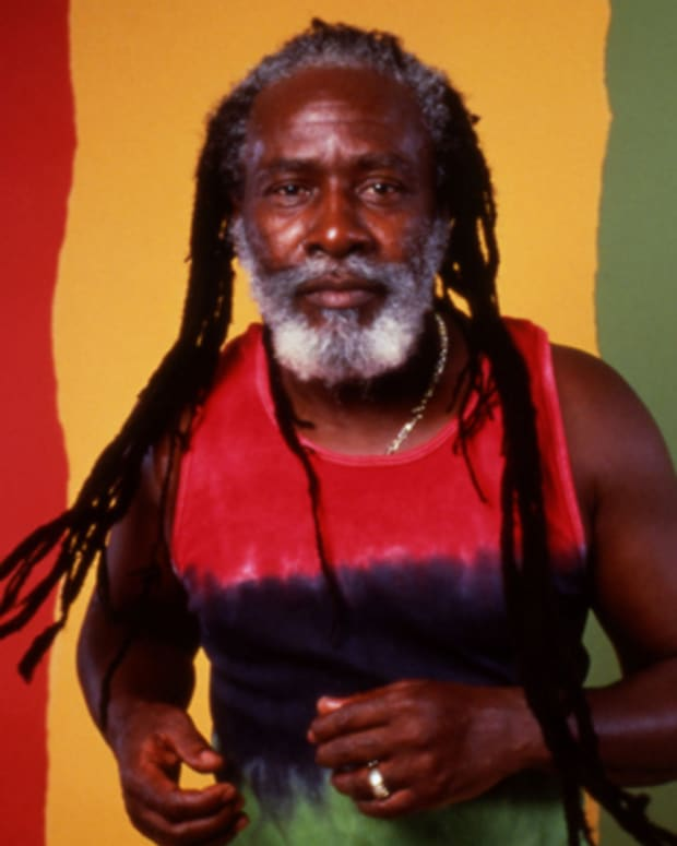 Burning Spear in NYC 2000