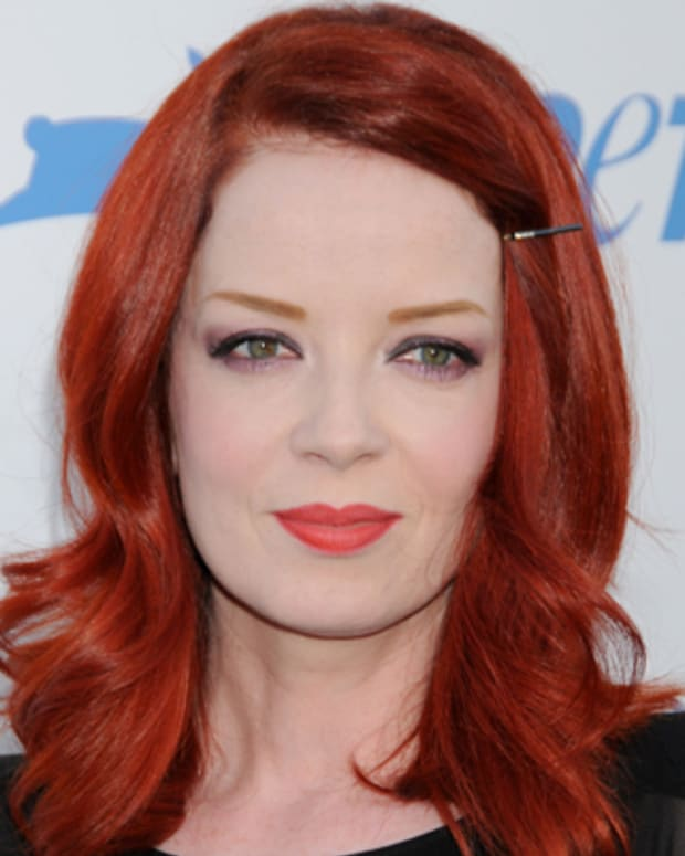 HOLLYWOOD, CA - SEPTEMBER 25: Shirley Manson arrives at PETA's 30th Anniversary Gala and Humanitarian Awards at the Hollywood Palladium on September 25, 2010 in Hollywood, CA. (Photo by Gregg DeGuire/PictureGroup)