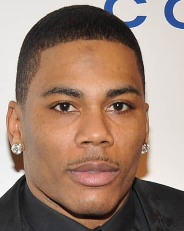 NEW YORK, NY - APRIL 26:  Nelly attends the 6th annual DKMS Linked Against Blood Cancer gala at Cipriani Wall Street on April 26, 2012 in New York City.  (Photo by Theo Wargo/Getty Images)